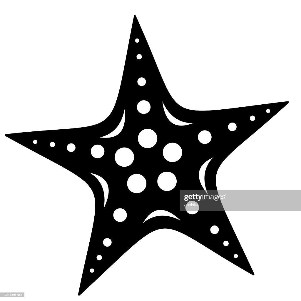 starfish, tattoo