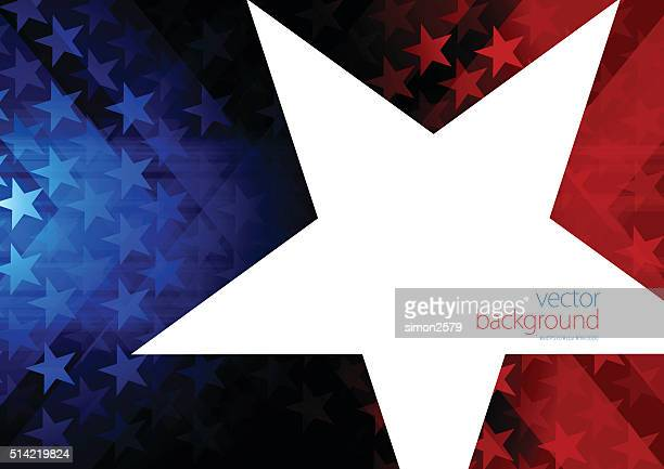 stars and stripes - president stock illustrations, clip art, cartoons, & icons