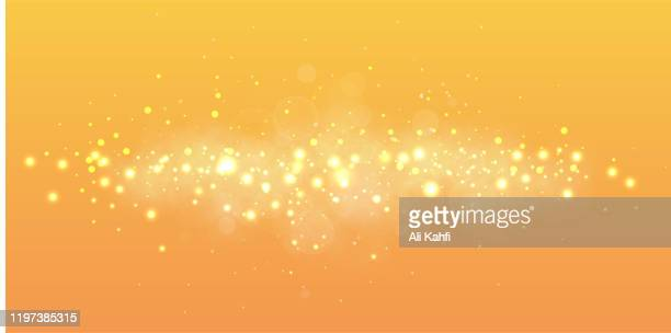 stars dots scatter texture confetti background - glamour stock illustrations