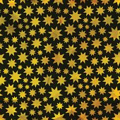 Stars. Seamless pattern.
