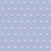 Stars seamless patterned background