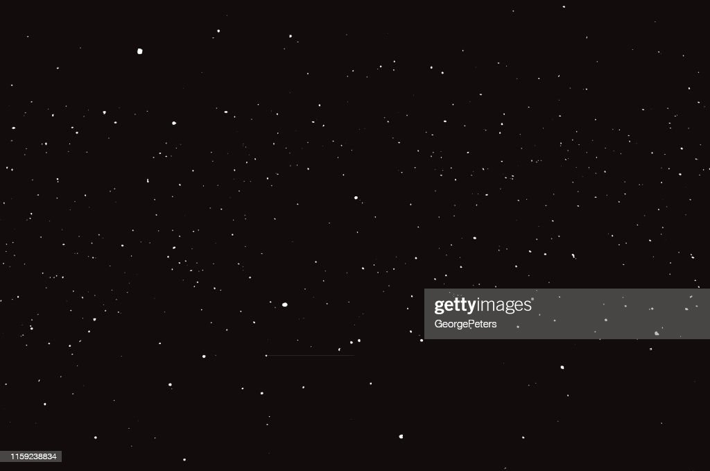 Stars, space and night sky : Stock Illustration