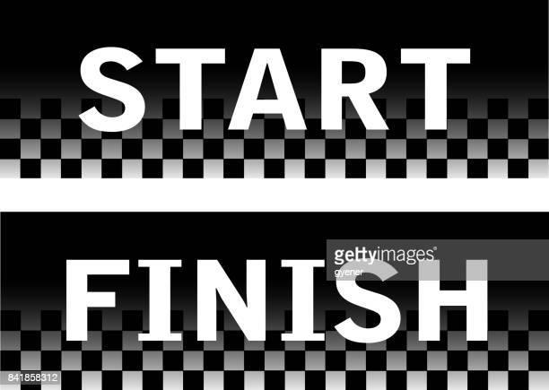 Start banner