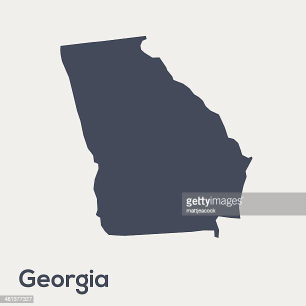 USA state Georgia