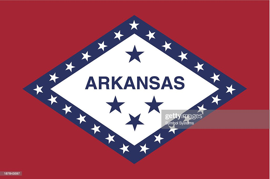 State of Arkansas Flag