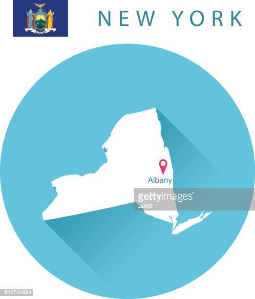 60 Top Albany New York State Stock Illustrations, Clip art, Cartoons On The Map Where Is Albany New York Us on colonie ny map, albony to new york city map, upstate ny casino map,