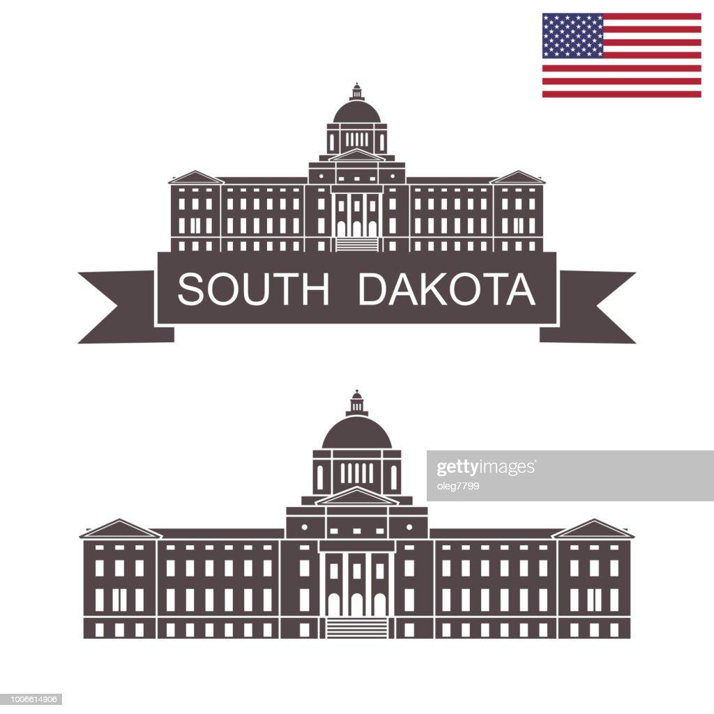 State of South Dakota. South Dakota State Capitol building