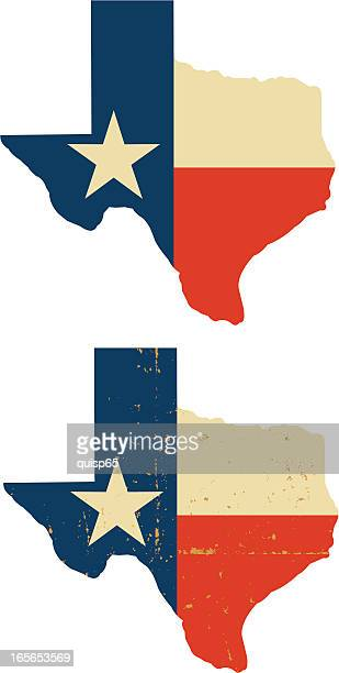 state of texas - texas stock illustrations