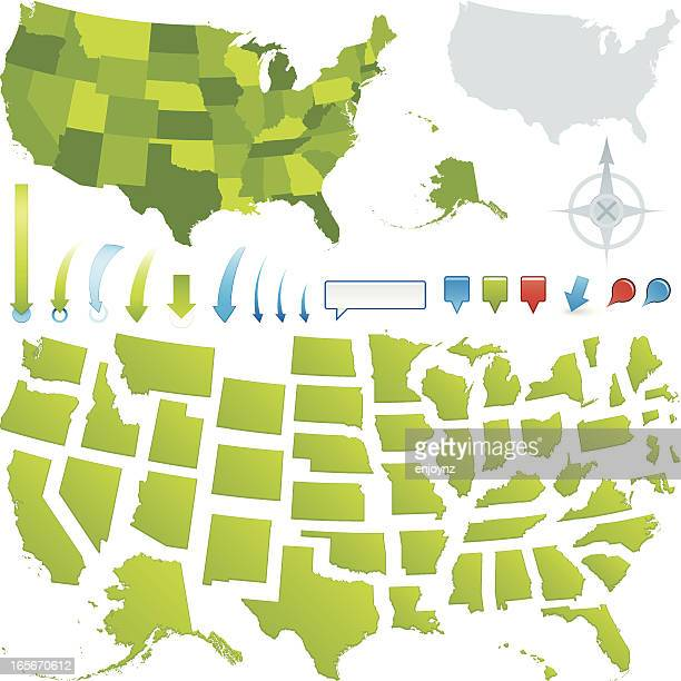 USA Staaten