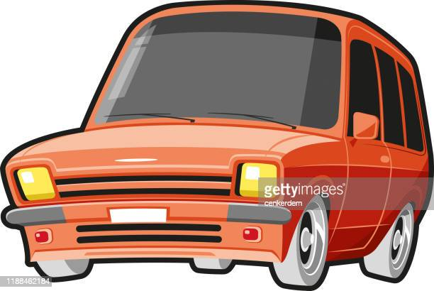 station wagon - car ownership stock illustrations, clip art, cartoons, & icons