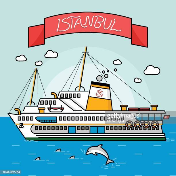 Steamboat - Istanbul