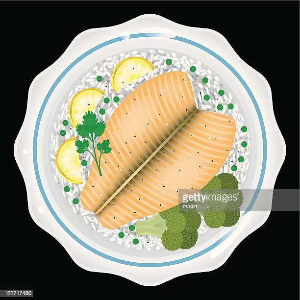 ilustraciones, imágenes clip art, dibujos animados e iconos de stock de con arroz al vapor - al vapor