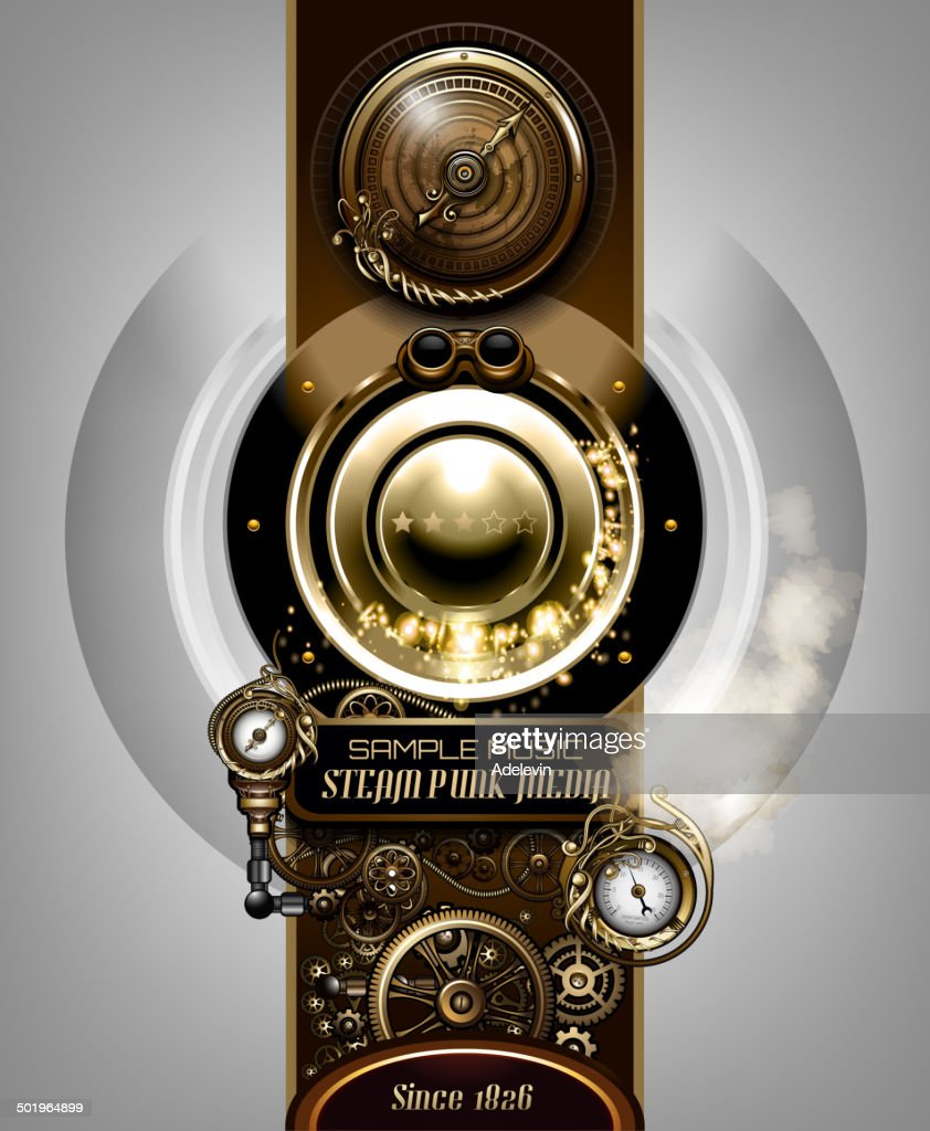 Steampunk concept mechanism
