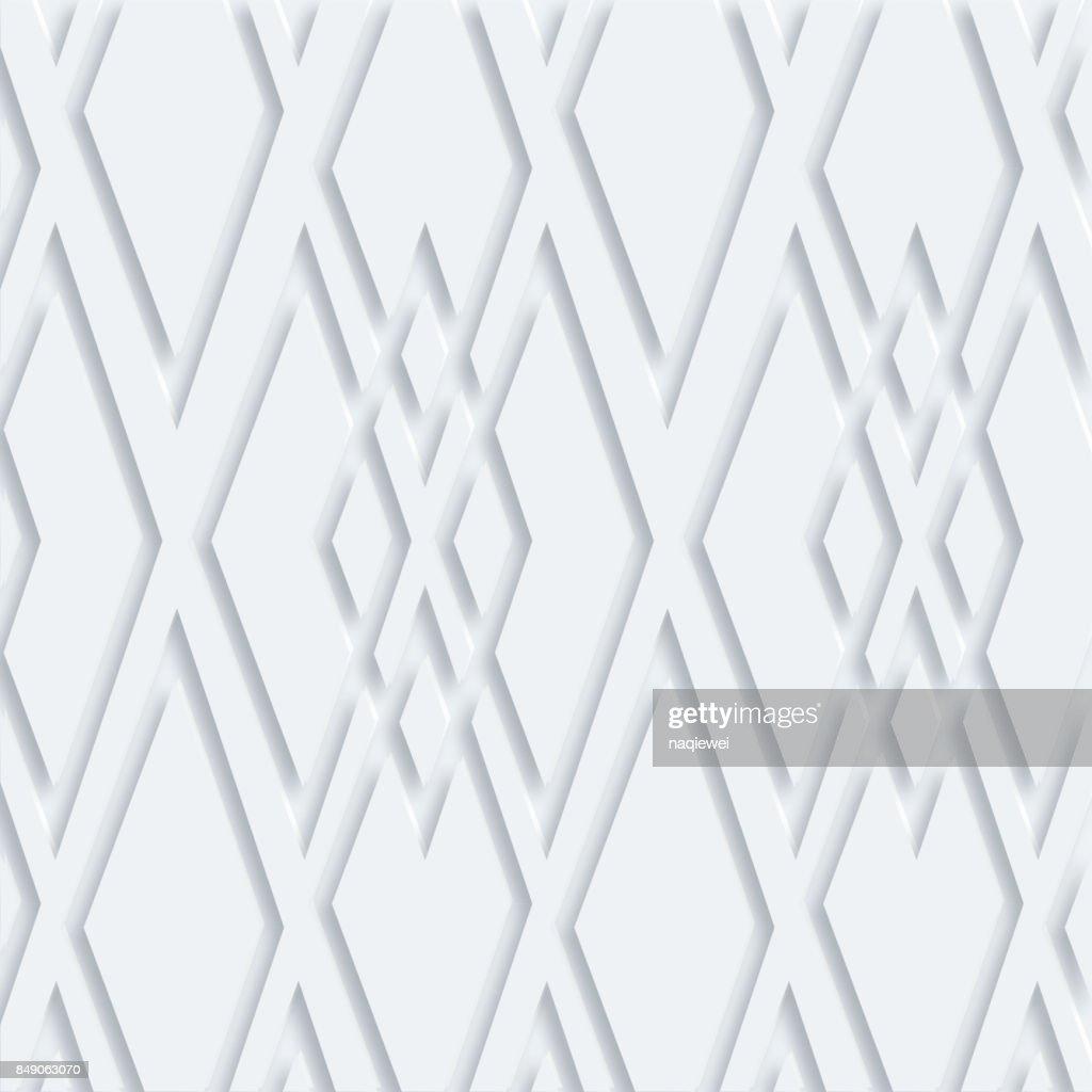 Stereoscopic Geometric Patterns