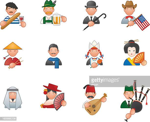 Stereotypes icons