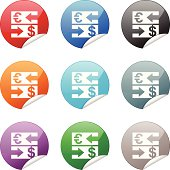 Sticker Icon | Currency Exchange
