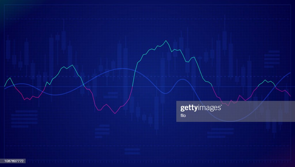 Stock Chart : stock illustration