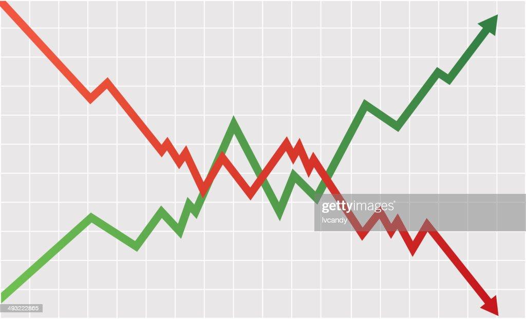 Stock index : stock illustration