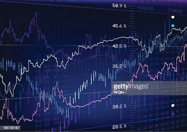 stock market image - stock certificate stock illustrations