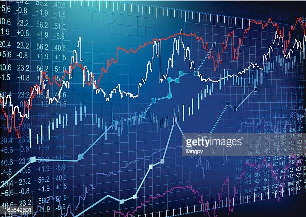 ilustrações, clipart, desenhos animados e ícones de mercado de ações - dado de bolsa de valores