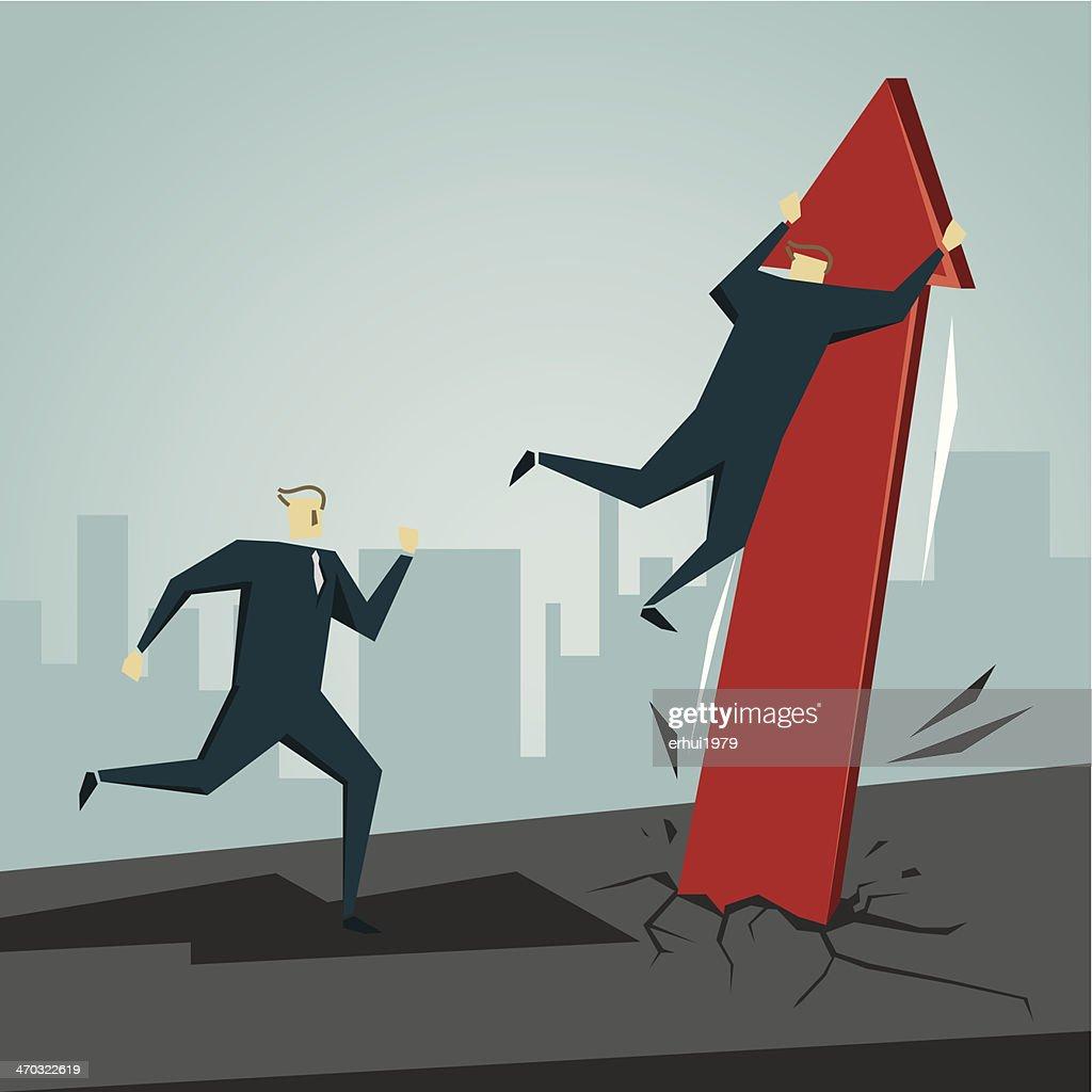 Mercado de ações : Ilustração