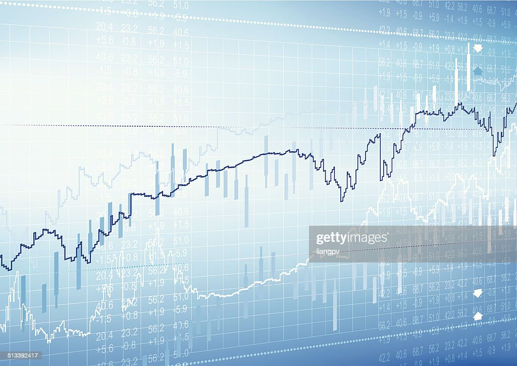 Stock Market : stock illustration