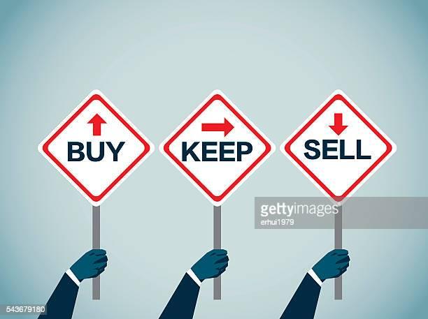 stock market - buy single word stock illustrations, clip art, cartoons, & icons