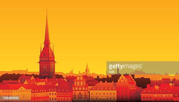 stockholm - stockholm stock-grafiken, -clipart, -cartoons und -symbole