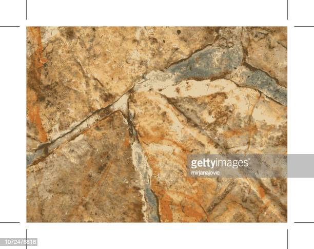 stone texture - marble rock stock illustrations, clip art, cartoons, & icons