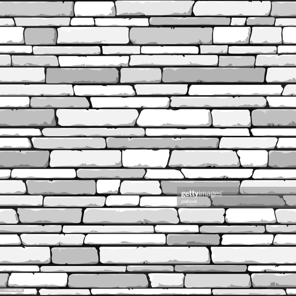 Stone wall. Seamless.