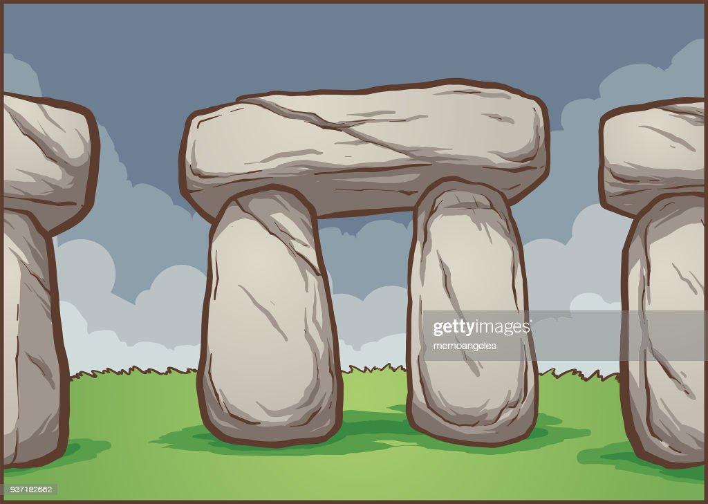 Stonehenge background