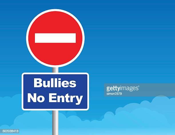 ilustrações de stock, clip art, desenhos animados e ícones de sinal de stop carrascos - cyberbullying