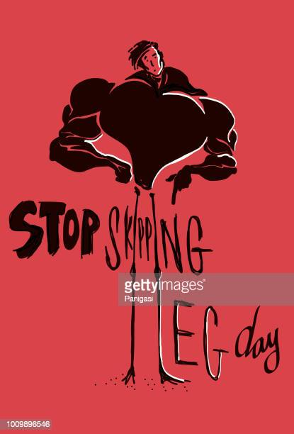 Stop skipping leg day