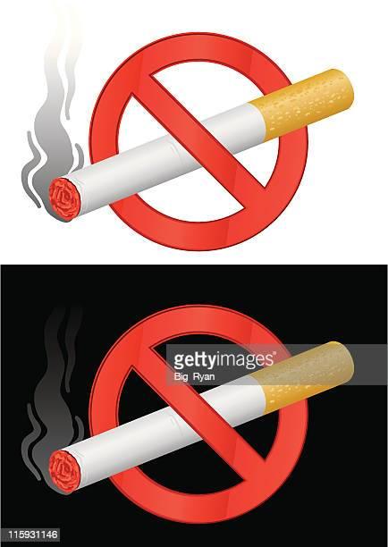 ilustraciones, imágenes clip art, dibujos animados e iconos de stock de deje de fumar - habitos de higiene