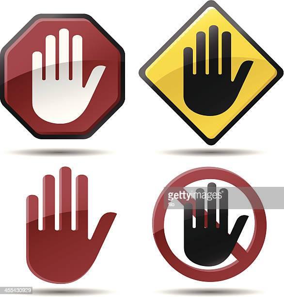 Stop Symbols