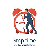 Stop time concept