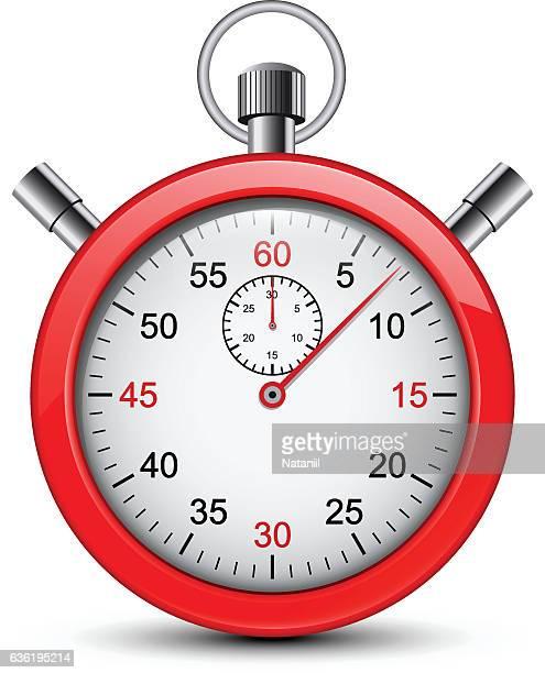 ilustrações, clipart, desenhos animados e ícones de cronômetro  - cronômetro instrumento para medir o tempo