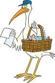 Stork Reading Instructions