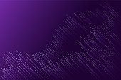 Straight lines composed of glowing background. Abstract modern technology vector background.
