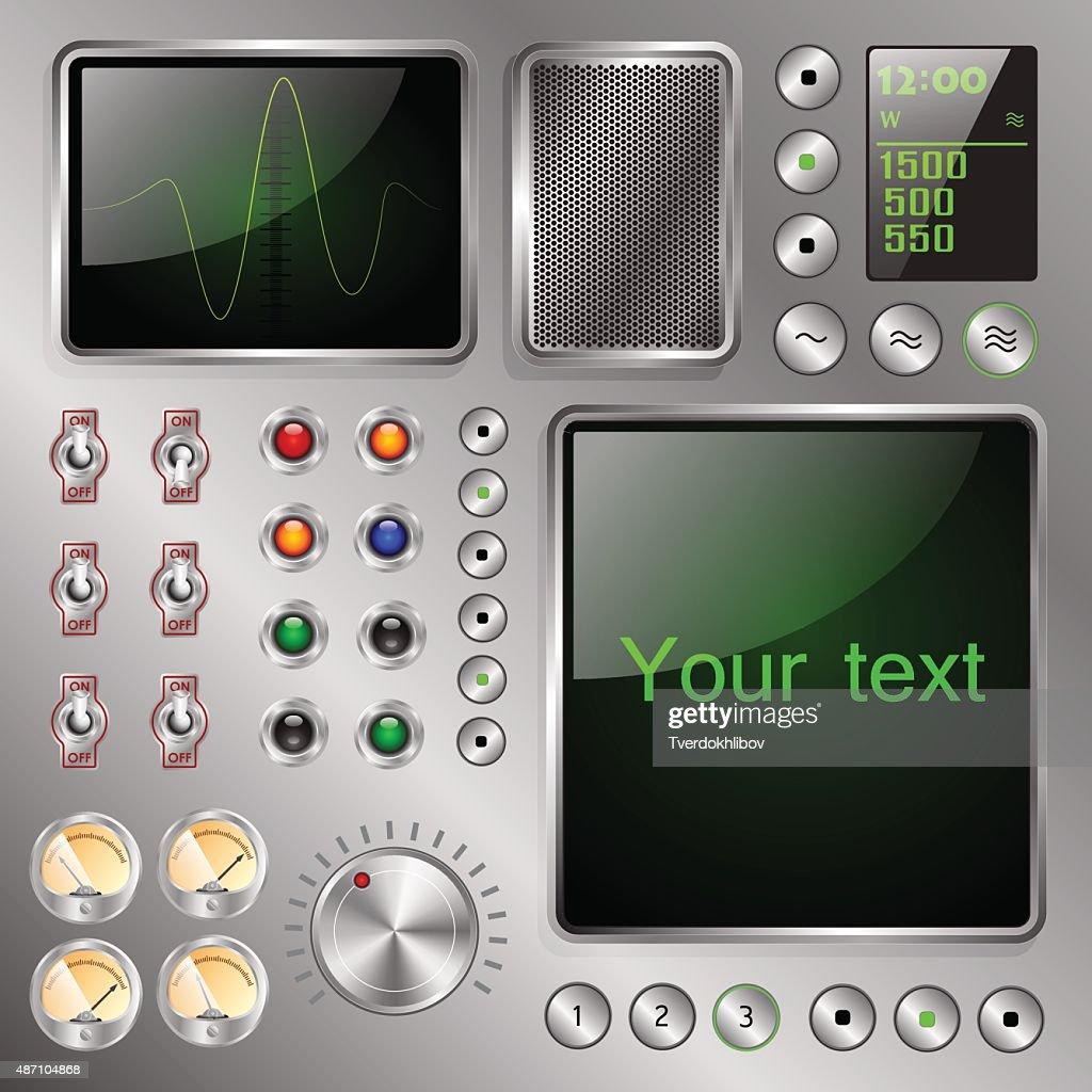 strange electronic device