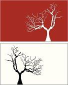 Strange Tree ( vector )