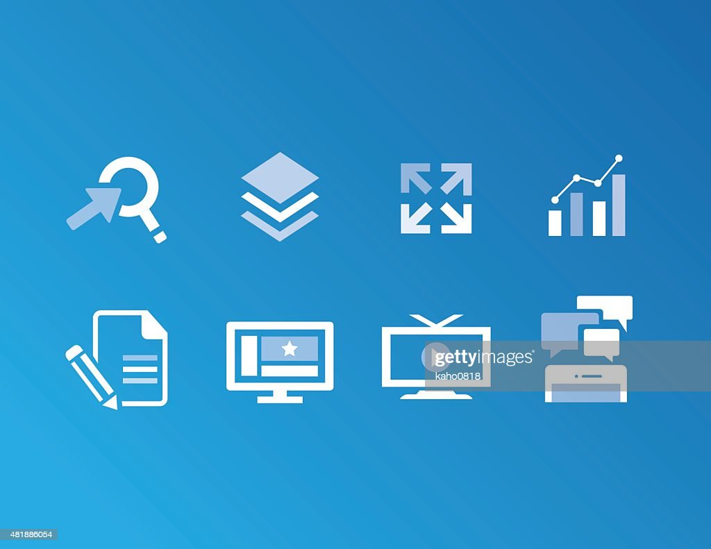 Strategic Solutions Icons