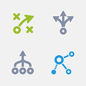 Strategy Diagrams - Granite Icons
