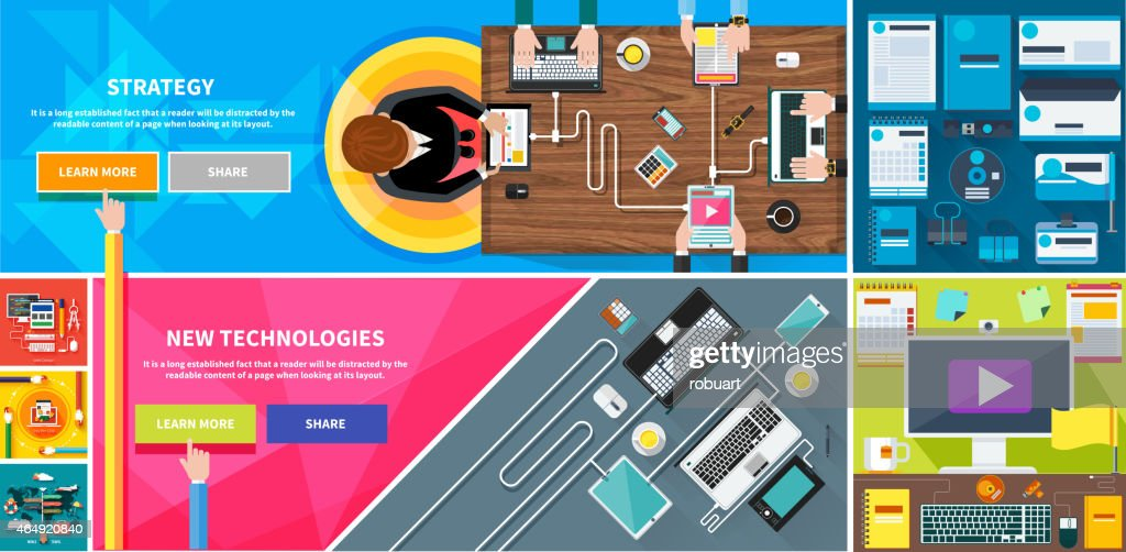 Strategy, new technologies, brand design travel