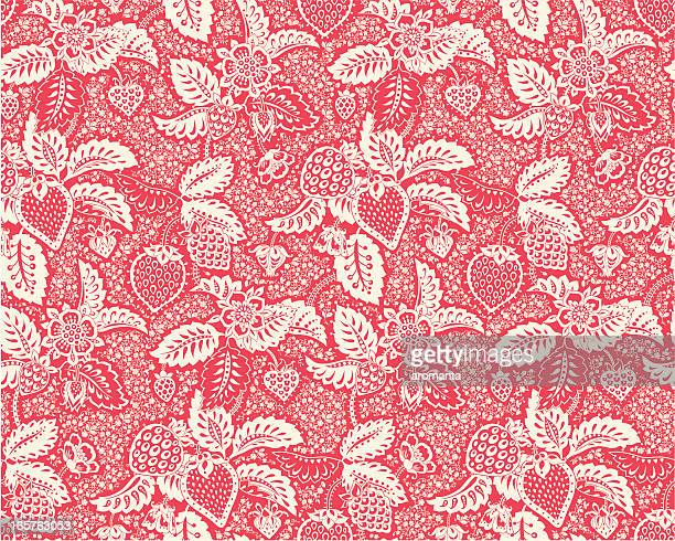 Strawberry lace