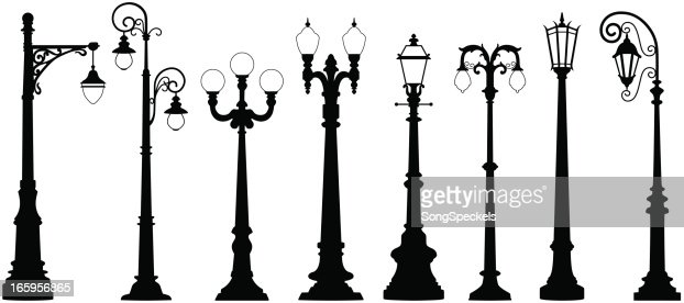Street Lights High-Res Vector Graphic - Getty Images