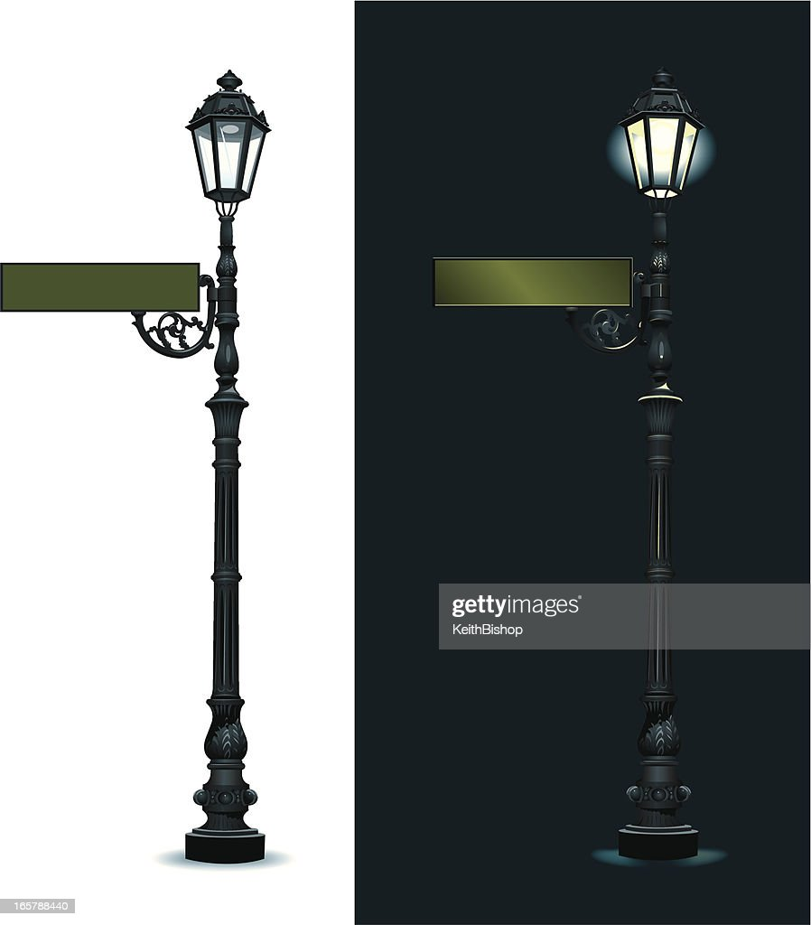 sc 1 st  Getty Images & Street Sign With Light Vector Art | Getty Images azcodes.com