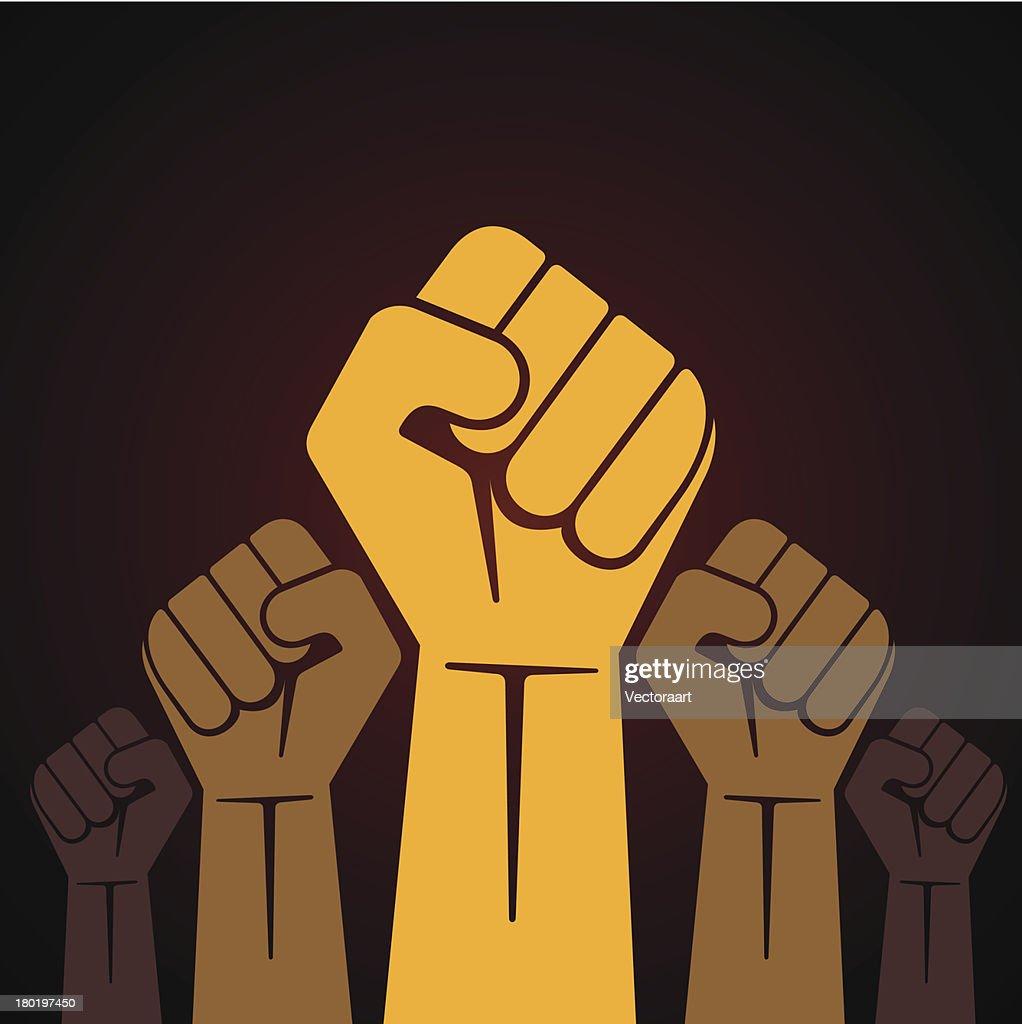 strike against voilence
