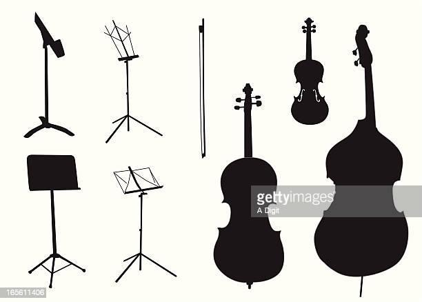StringInstruments, de stations de musique