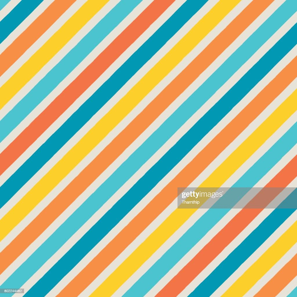 stripe pattern rainbow